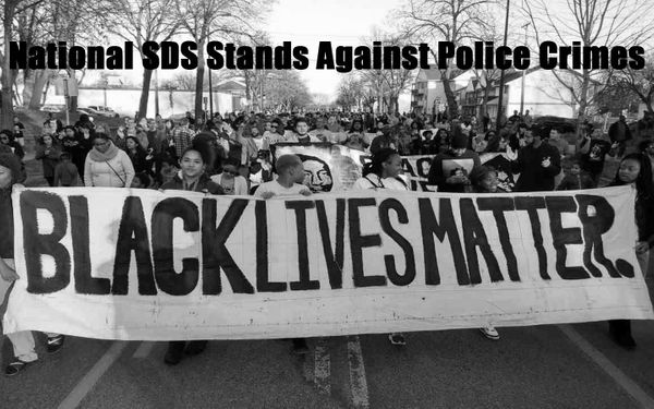 2019 Resolution: National SDS Stands Against Police Crimes